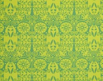 Westminster Rowan Temple Doors - Cotton Home Dec Fabric- 1 Yard