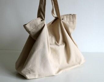 Sample Sale, purse, bag, womens  - The Draper in vanilla
