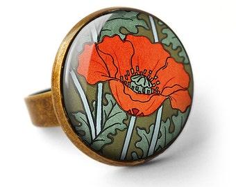 Poppy Ring (AN07)