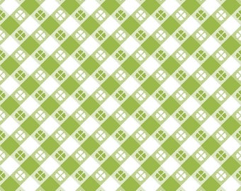 Glamper-licious, By Samantha Walker Glamper Picnic Green C6312-Green