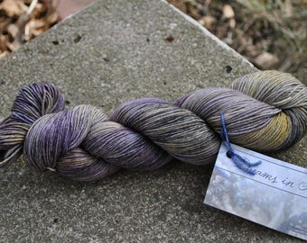 LIMITED EDITION BASE - Sportweight 8 ply - Earl Grey Colorway