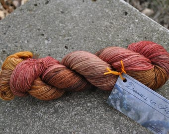 LIMITED EDITION BASE - Sportweight 8 ply - Chai Tea Colorway