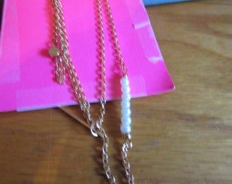3 drape necklace