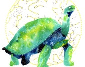 Tortoise Spirit Animal Ar...