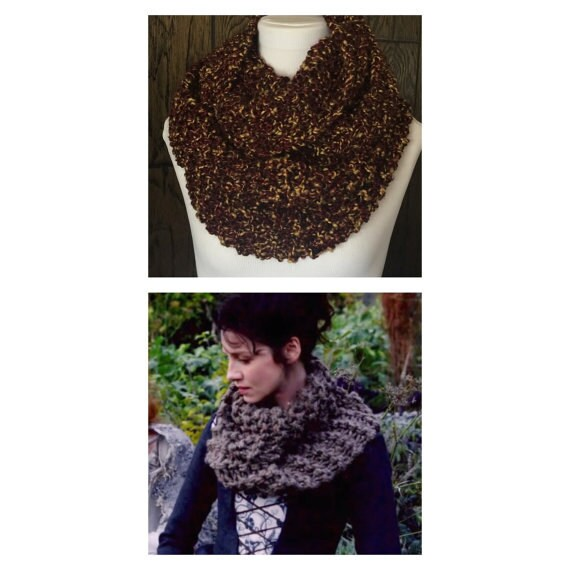 My Inspired Claires Chunky Cowl