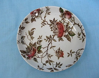 Rosa Alfred Meakin Dish