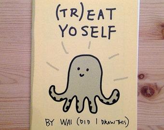 Comic - (TR)EAT YOSELF