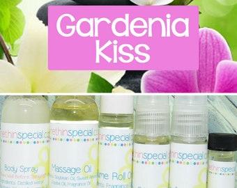 Gardenia Kiss Perfume, Perfume Spray, Body Spray, Perfume Roll On, Perfume Sample Oil, Dry Oil Spray, Gardenia Perfume, You Pick the Product