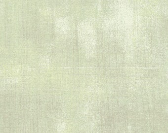 Grunge Basics in Winter Mint by Basic Grey for Moda Fabrics 1/2 Yard