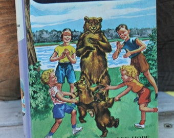47. The Bobbsey Twins' At Bog Bear Pond By Laura Lee Hope
