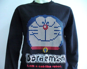 Doraemon Long Sleeve Shirt