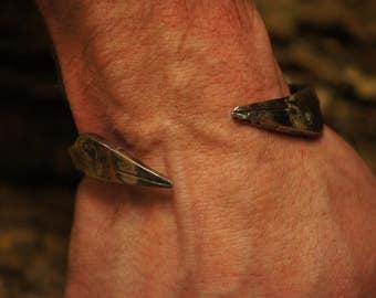 Huginn and Muninn Bracelet