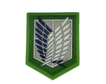 Attack on Titan Soap Scout Regiment Badge Officially Licensed - PRE-ORDER