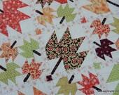 Maple Sky Mini Quilt PDF Pattern
