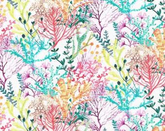 Liberty Fabric Tana Lawn One Yard Reef A
