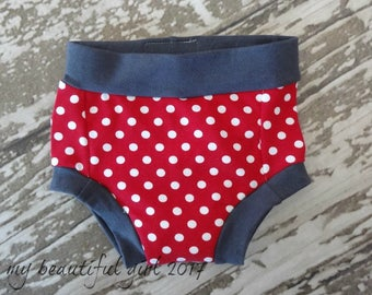 Crazy for Dots GROW with ME Training Pants - You choose the Size & Color - pull ups, training pants, toddler, toilet, boys girls neutral