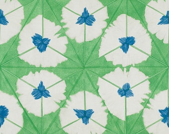 Thibaut Pillows New This Summer in Sunburst in Emerald Green & Blue /Throw Pillows