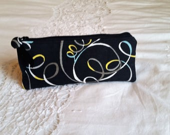 PEN & PENCIL Pouch Small zippered pouch perfect to hold all of your writing and Journaling tools