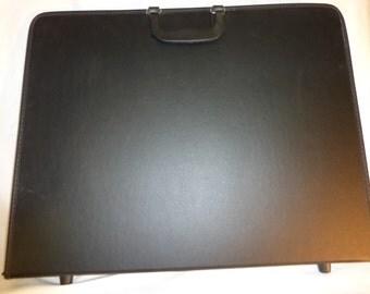 Start portfolio art bag artist drawing sketching bag black