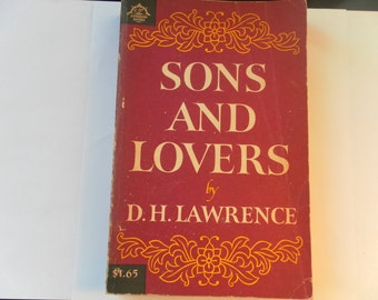 Sons and Lovers by DH Lawrence 1967