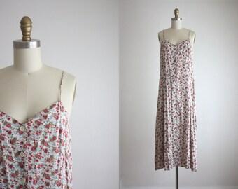 floral field dress