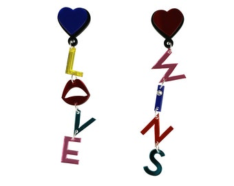 Love Wins Earrings