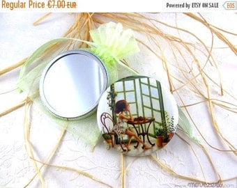 Spring cleaning sale Reverie - Pocket mirror