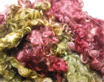 Cortland - Hand Dyed Wensleydale Long Locks