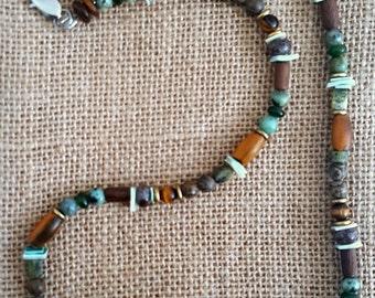 Men's Irish Seaside Necklace