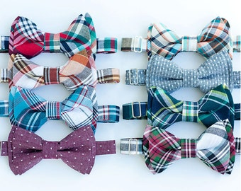Bow Tie, Mens Bow Tie, Bowtie, Bowties, Bow Ties, Groomsmen Bow Ties, Wedding Bowties, Christmas Bow Tie - Fall/Winter Collection