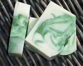 Rosemary Mint Soap / Essential Oil Soap / Cold Process Soap / NEW LOOK