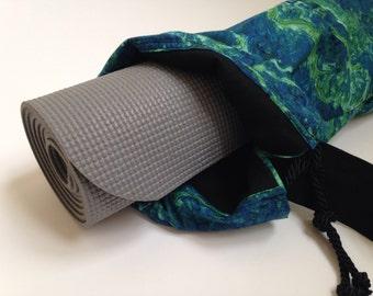 Van Gogh Yoga Mat Bag