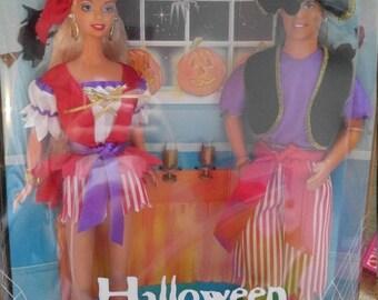 Halloween Barbie n Ken Set--MNRFB Cond--HARD Find--Vintage --20-70% off all SALE throughout our Shop
