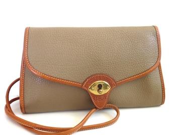 Vintage Dooney and Bourke USA Pochette Bag