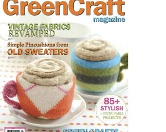 Green Craft Magazine Autumn 2011