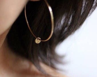 Lumière Hoop Earrings- 14K Goldfilled