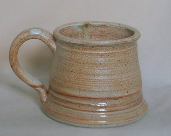 Tan and Rusty Mug