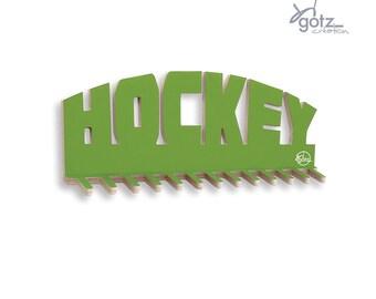 M3-Hockey 13 + medals display