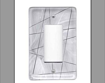 Glass Light Switch Plate