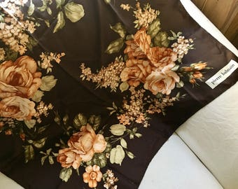 Vintage Pierre Balmain Silk Scarf