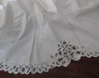 Ruffled Bed Skirt Etsy