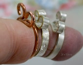 The original 2 loop stranded knitting ring, knitting ring, best crochet ring, knitting accessories, Mothers Day gifts, gifts for Mom