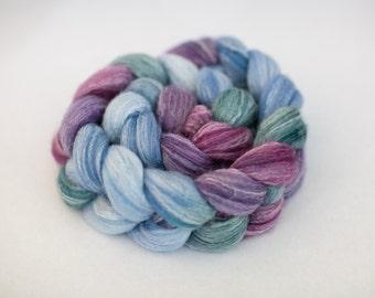 Merino/Bamboo Blended Wool Roving 4.0 oz