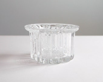 Hadeland Norway Atlantic Glass Bowl by Willy Johansson
