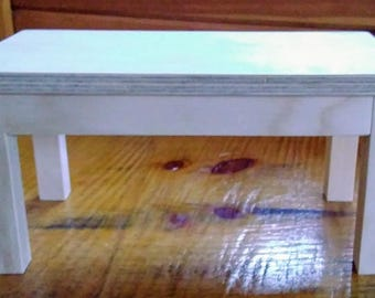 Handmade Coffee Table for 18 inch Doll