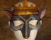 Rat King Leather Mask