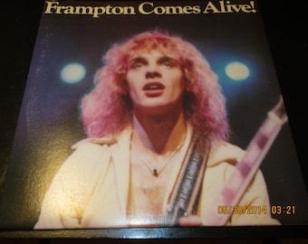 Peter Frampton NM vinyl - Comes Alive - Original Edition - Vintage Lp in NM- Condition