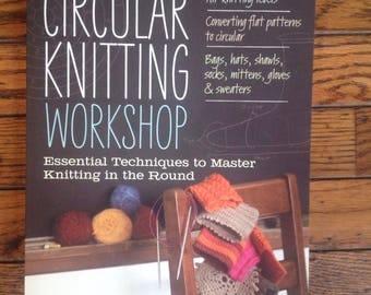 Circular Knitting Workshop Book Margaret Radcliffe