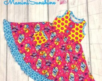 All Knit My Little Pony Twirl Dress