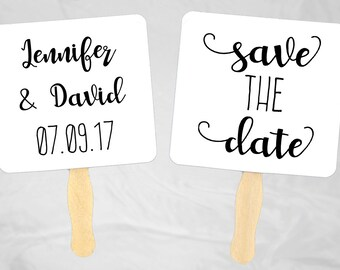 Set of Save the Date Engagement Picture Signs - I Love Him I Love Her More Engagement Photo Props Bridal Photo Booth